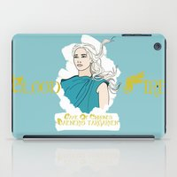danny haas iPad Cases featuring Danny by JessicaJaneIllustration