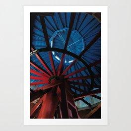 The Kit Carson County Carousel Art Print