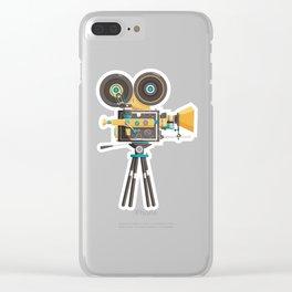 Cine Clear iPhone Case