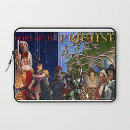 Heirs of the Promise Laptop Sleeve