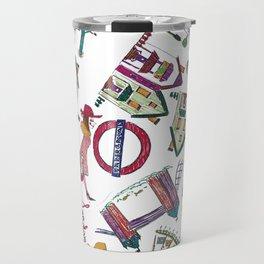 London is calling Travel Mug