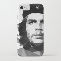 che iPhone & iPod Cases featuring Che by Poly Iconik Art