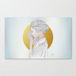 PEDROLIRA (Margot) Canvas Print