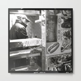 Life In My Big Bad Apple (Pt 11) Metal Print