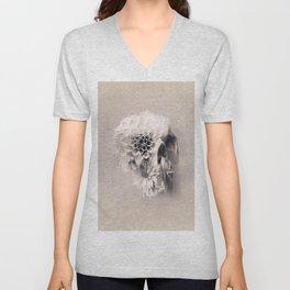 Decay Skull Light Unisex V-Neck