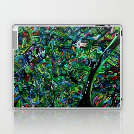 Emerald City Laptop & iPad Skin