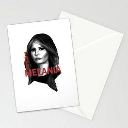 Free Melania Stationery Cards