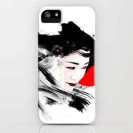 Japan - Kyoto - Geisha iPhone Case