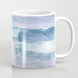 Cliff By The Sea Coffee Mug