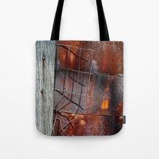 Broken Through Tote Bag