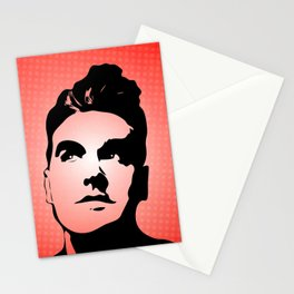 The Smiths - This Charming Man - Pop Art Stationery Cards