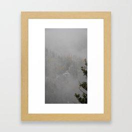 Myra Canyon Kelowna Framed Art Print