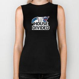 Blizzards / 'Necks House Divided Biker Tank
