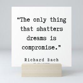 38  | Richard Bach Quotes | 190916 Mini Art Print