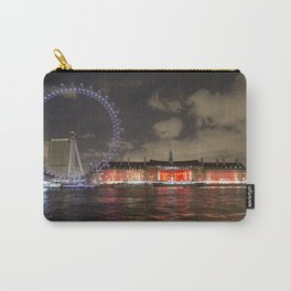 Eye of London and County Hall Carry-All Pouch