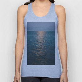 Moonlight Lake Unisex Tank Top