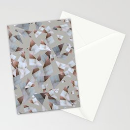Abstract Composition 660 Stationery Cards