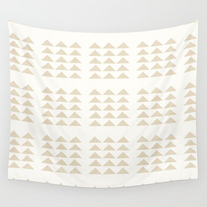 Tribal Triangles in Tan
