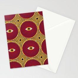 Clutch Wax Eye Stationery Cards