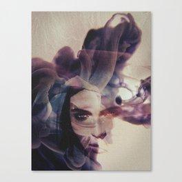 Ribbons Canvas Print