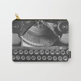 Vintage Typewriter - Before Email Carry-All Pouch
