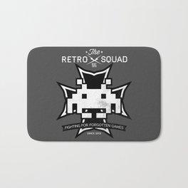 The Retro Squad Bath Mat