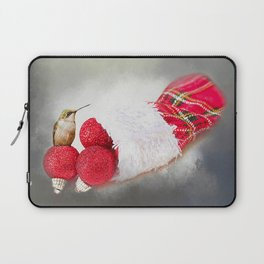 A Hummer of a Christmas Laptop Sleeve