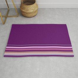 Simple, striped pattern, stripes, bright, striped background, multicolored, creative, elegant Rug