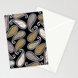 Paisley pizazz Stationery Cards