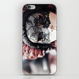 Italy Venice Mask 4 woman iPhone Skin