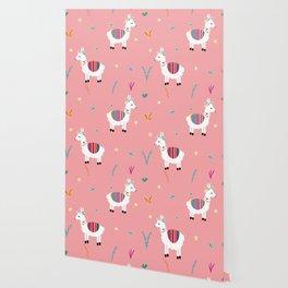 Alpaca-corn Wallpaper