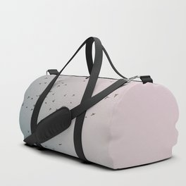 Birds and branches Duffle Bag