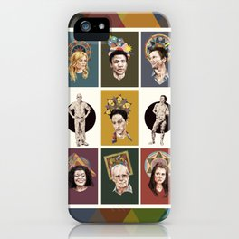 The Saints of Greendale iPhone Case