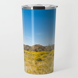 Super Bloom 7182 Paradise Joshua Tree Travel Mug
