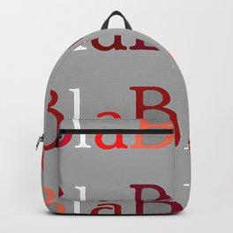 BlaBla. Backpack