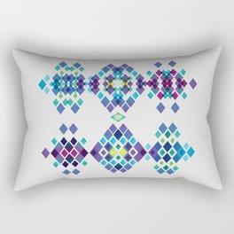 Diamond collection #1 Rectangular Pillow