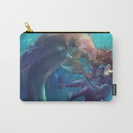 Underwater (heith) Carry-All Pouch