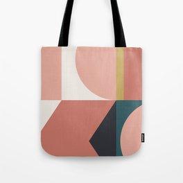 Maximalist Geometric 02 Tote Bag
