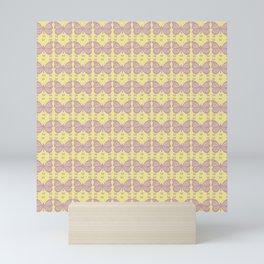 Butterflies sequence Mini Art Print