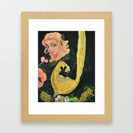 Pinot Grigio Framed Art Print