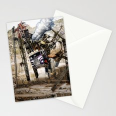 Monster Truck Stationery Cards