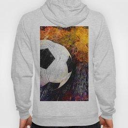 Soccer ball vs 7 Hoody