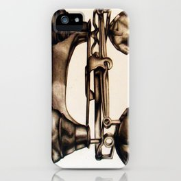 Measuring Scales iPhone Case