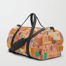 Marrakesh: The Red City Duffle Bag