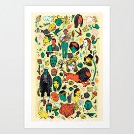 More Things Art Print