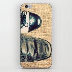 His & Hers iPhone & iPod Skin