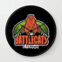 Battlecats Team Wall Clock