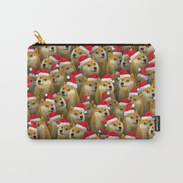 Christmas doge Carry-All Pouch