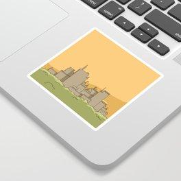 City #1 Sticker