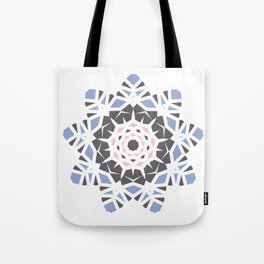 Winter Storm in Spring Tote Bag